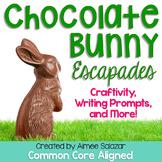 Chocolate Bunny Escapades {Common Core Aligned}