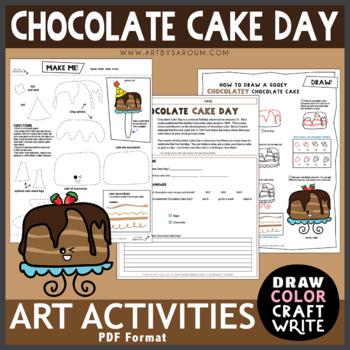 Chocolate Cake Day (January 27)