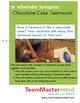Chocolate Cake Teamwork ~ A delicious teamwork lesson