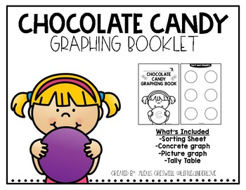 Chocolate Candy Graphing Booklet