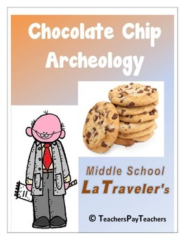 AMERICAN HISTORY - Chocolate Chip Archeology   (New and Improved)