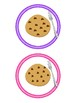 Chocolate Chip Cookie Counting 0-20