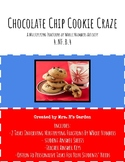 Chocolate Chip Cookie Craze -A multiplying fractions by wh