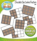 Cookie Pan Fractions Clipart {Zip-A-Dee-Doo-Dah Designs}