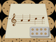 Chocolate Chip Cookies--Interactive Melody Reading Game {la}