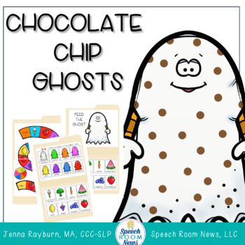 Chocolate Chip Ghost: Preschool Speech and Language Companion