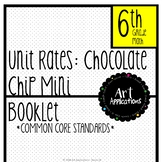 Chocolate Chip Unit Rate Booklet