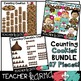 Chocolate Chips for Counting * Math Manipulatives