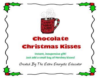Chocolate Christmas Kisses