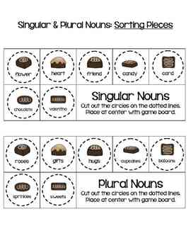 Chocolate Covered Nouns