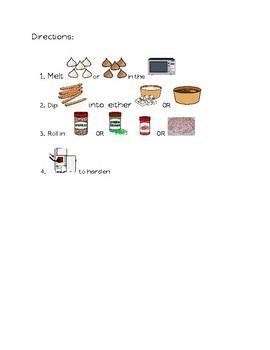 Chocolate Covered Pretzels-Visual Recipe
