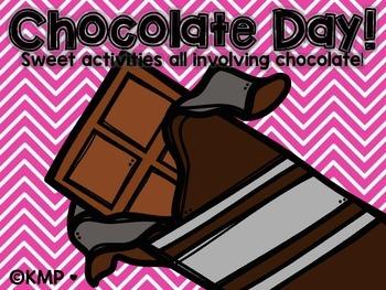 Chocolate Day! Sweet Themed Set