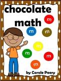 Edible Chocolate Math Bundle