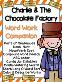 Chocolate Factory Word Work