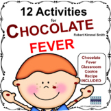 Chocolate Fever 12 Activities:  Free