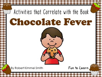 Chocolate Fever ~ 50 pgs of Common Core Activities