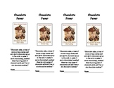 Chocolate Fever Bookmarks
