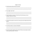 Chocolate Fever Ch. 4-6 Quiz