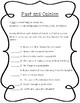 Chocolate Fever Comprehension Questions and Activities