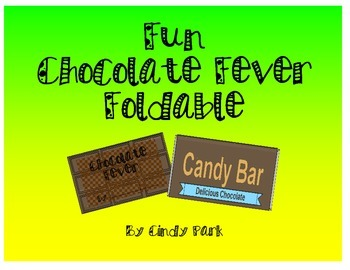 Chocolate Fever Foldable
