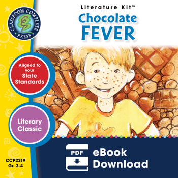 Chocolate Fever Gr. 3-4