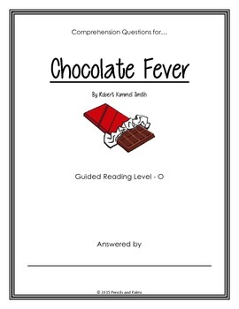 Chocolate Fever - Reading Companion