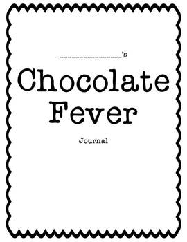 Chocolate Fever Journal
