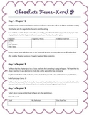Chocolate Fever (Level P) Guided Reading Plans