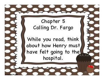 Chocolate Fever - No Copies Reading Instruction!