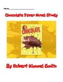 Chocolate Fever Novel Study