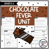 Chocolate Fever Novel Unit with Reading Comprehension Questions