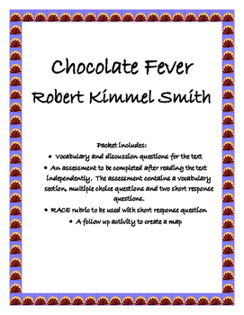 Chocolate Fever Packet