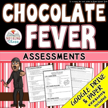 Chocolate Fever: Tests, Quizzes Assessments