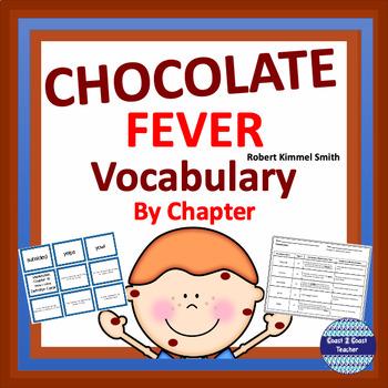 Chocolate Fever Vocabulary Detective
