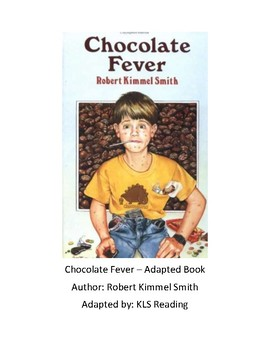 Chocolate Fever - adapted book - chapter summary - review questions