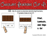 Chocolate Fractions Clip It