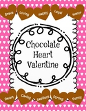 Chocolate Heart Valentine