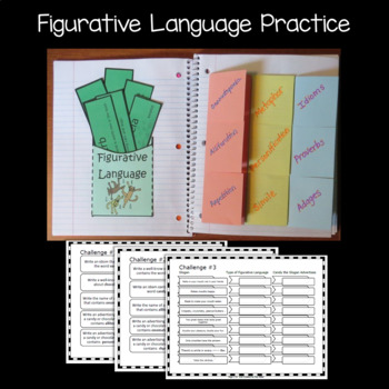 Chocolate Language Arts Skill Lessons