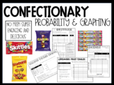 Confectionery Probability and Graphing: Clinkers, Skittles