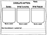 Chocolate Matters - Changing State of Matter