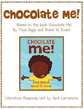 Chocolate Me! Response Activity