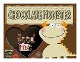 Chocolate Monster {addition}