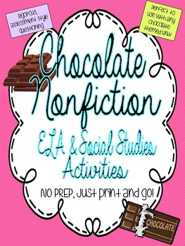 Chocolate Nonfiction Pack