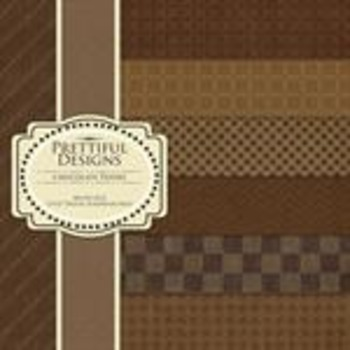Chocolate Paper Pack