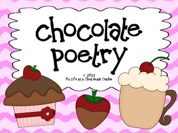 Chocolate Poetry-- A Writing Project and Bulletin Board Display