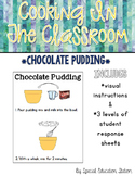 Chocolate Pudding{Cooking In The Classroom}