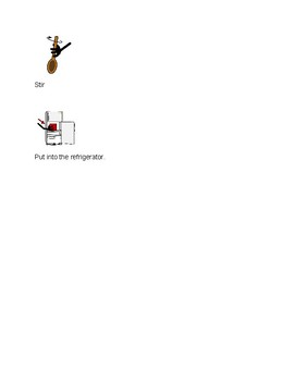 Chocolate Pudding-Visual Recipe