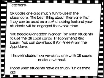 Chocolate QR Fractions Are Oh, So, Sweet