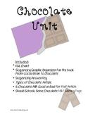 Chocolate Reading Comprehension