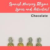 Chocolate- Spanish Nursery Rhyme and Hand Game